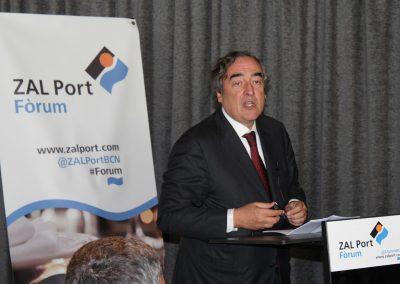 ZAL Port Fòrum convida Joan Rosell