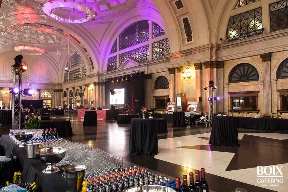 Gran sopar de gala de la Nit de la Logística, SIL 2017