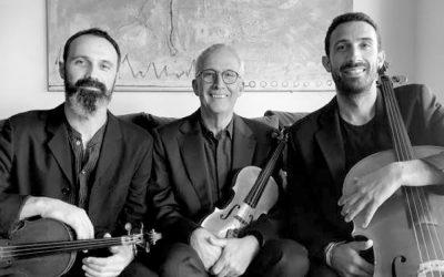 Concert de Trio Claret a Masia Can Ametller